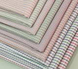 Smart Stripes & Checks Polyester Cotton Textile Yarn Dyed Shirt Fabrics