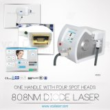 Portable 808nm Diode Laser Hair Removal (VD55)