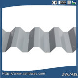View PPGI Steel Profile Roofing Sheet