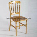 Clear Transparent Hotel Banquets PC Resin Wedding Napoleon Chairs
