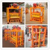 Cheap Cement Fly Ash Block Making Machine Qtj4-40 Price