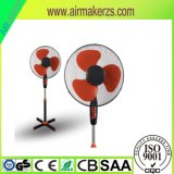 "Home Appliance Cheap 16"" Cross Base Electrical Stand Fan"