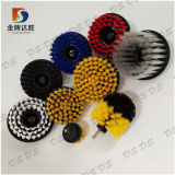 2/2.5/3.5/4/5inch Round Turbo Spin Power Scrubber Electric Drill Cleaning Brushes Attachment Kit