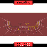 Casino Table Layout -9p (Red color) (YM-BL100G)