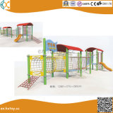 Outdoor Steel Climbing Playground with Slide