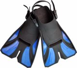 2018 Professional Diving Fins Swimming Training Fins with Adjustable Strap