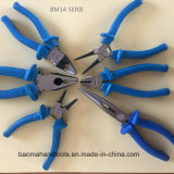 "6""Long Nose Pliers with Elegant Blue Handle"