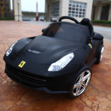 Factory Online Bluetooth Control Electric Children Toy Car for Wholesales