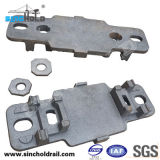 Tp05 Tie Plates for Railway Fastening System