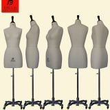 Beifuform Female Mannequin Torso Dress Clothing Form Display