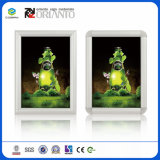 Aluminum System Indoor and Outdoor Water Base Picture Advertising Display Stand Snap Frame
