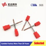 2-28mm 4 Flutes Straight Shank CNC Drill Bits Cutting Power Tools HSS End Mills