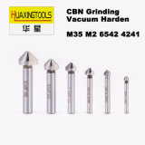 HSS Countersink DIN 335 M35 M2 6542 3 Flutes Straight Flute Power Tool