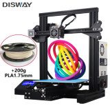 24V Larger Power Higher Speed Fast Heating 3D Printer Price