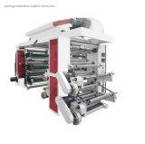 6 Color High Speed Aluminum Foil PE Plastic Film Bag Flexible Printing Machine Price