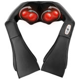 Shiatsu Back Neck and Shoulder Massager with Heat Kneading Factory Direct Wholesale Prices