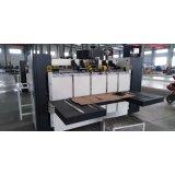 Semi-Auto Stitching Machine for Making Carton