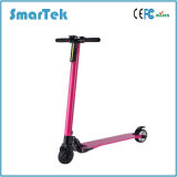 Smartek Urban Carbon Fiber Electric Scooter Patinete Electrico with Lithium Battery Lightest Foldable S-020