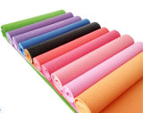 Manufacturer Eco-Friendly Exercise PVC Yoga Mat with Carry Strap