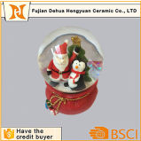 Christmas Gift Hot Custom Glass Globe Souvenirs