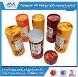 Dongguan Box Maker Paper Tea Box Wholesale Round Packaging Tube with Logo