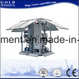 Zja Used Transformer Oil Purifier / Insulating Oil Purifier