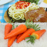 Wholesale Cheap Artificial Vegetable Fake Carrot for Sale