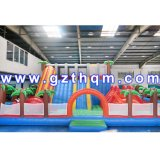 Children's Park Inflatable Obstacle Course/Giant Inflatable Obstacle Playground