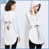 Wholesale Summer Fashion Customized White Shirt