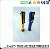 100 Lumens LED Torch Magnetic Pocket Clip Camping COB Pen Light