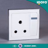 Igoto British Style B9015 15A High Quality Factory Price Switch and Socket