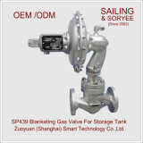 "1/2"" Sp439 Tank Blanketing Gas Pressure Regulating Control Valve"