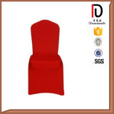 White Polyester Chair Cover Br-Cc002