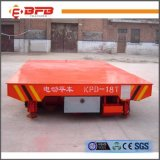 Low Voltage Railways Powered Turning Transfer Car for Sale