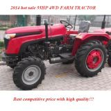 Agricultural Compact Tractor 55HP Used for Garden/Farm/Lawn with Best Price