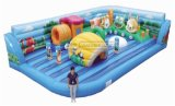 Cheer Amusement Theme Inflatable Fun City Amusement Equipment