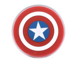 Captain America Wireless Charger for Galaxy S6 Edge+