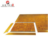 Factory Manufacture Directly Cheap Portable Teak Wood Dance Floor