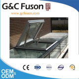 Aluminium Roof Window with Auto Spring Opening