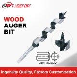High Carbon Steel Hex Shank Spur Auger Wood Auger Drills Bit