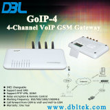 4 Channel GSM VoIP Gateway