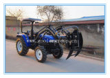 Garden Tractor Fit With 4in1 Assembled Front End Loader, Rops (LZ404, TZ04D)