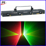 4 Heads Rg Animation Laser Light (PF-215)