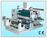 Roll Foam, Foil and Paper Label Slitting Rewinding Machine