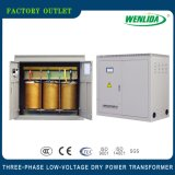 [Three-Phase Transformer]Dry Type Low-Voltage Isolation Electrical Transformer for Power Distribution Sg