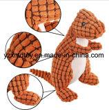 Plush Dinosaur Style Dog Squeak Soft Pet Toy
