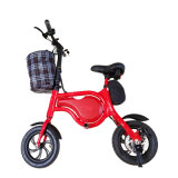 China Factory 12 Inch Wheel Foldable Electric Kid Bicycle for Adult and Kids