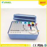 Endo Organizer Box 42holes Dental Materials Disinfection Case for Files