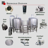 Mirror Polish Stainless Steel Micro Brewy Products