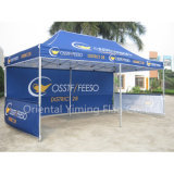 Event Trade Show 10X15FT Heavy-Duty Commercial Stretch Pop-up Emergency Tent Waterproof